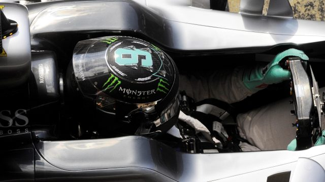 Nico Rosberg (GER) Mercedes-Benz F1 W07 Hybrid at Formula One Testing, Day One, Barcelona, Spain, 17 May 2016. &copy&#x3b; Sutton Images