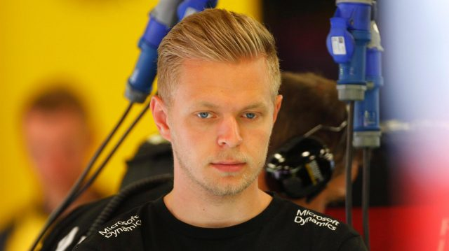 Kevin Magnussen (DEN) Renault Sport F1 Team at Formula One Testing, Day One, Barcelona, Spain, 17 May 2016. &copy&#x3b; Sutton Images