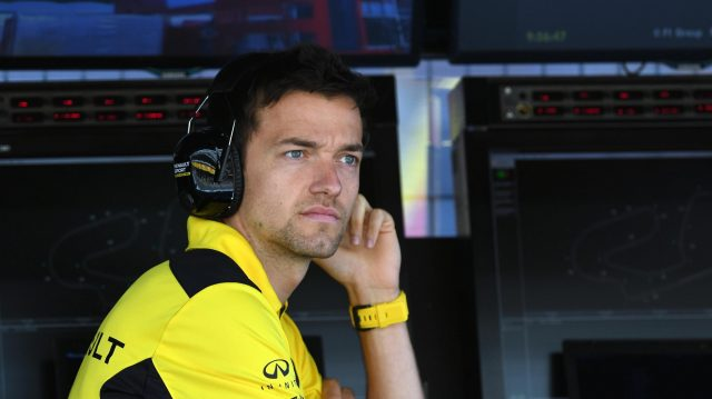 Jolyon Palmer (GBR) Renault Sport F1 Team at Formula One World Championship, Rd5, Spanish Grand Prix, Practice, Barcelona, Spain, Friday 13 May 2016. &copy&#x3b; Sutton Motorsport Images