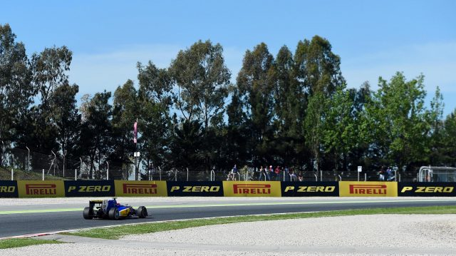 Felipe Nasr (BRA) Sauber C35 at Formula One World Championship, Rd5, Spanish Grand Prix, Practice, Barcelona, Spain, Friday 13 May 2016. &copy&#x3b; Sutton Images