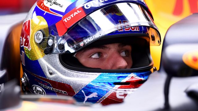Max Verstappen (NED) Red Bull Racing at Formula One World Championship, Rd5, Spanish Grand Prix, Practice, Barcelona, Spain, Friday 13 May 2016. &copy&#x3b; Sutton Images