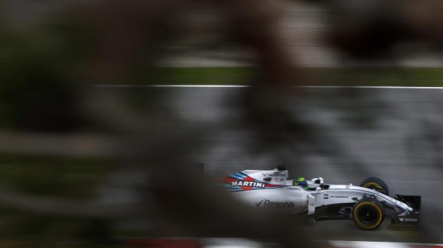 Felipe Massa (BRA) Williams FW38 at Formula One World Championship, Rd5, Spanish Grand Prix, Practice, Barcelona, Spain, Friday 13 May 2016. &copy&#x3b; Sutton Images