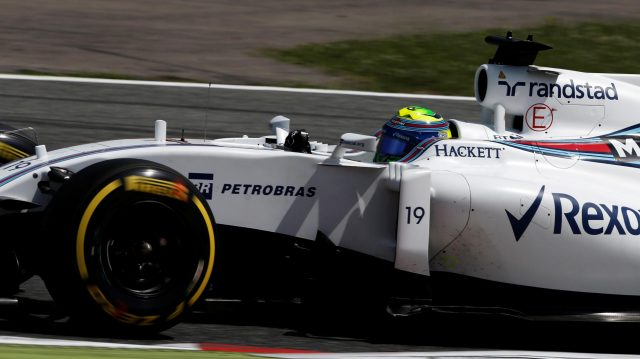 Felipe Massa (BRA) Williams FW38 at Formula One World Championship, Rd5, Spanish Grand Prix, Qualifying, Barcelona, Spain, Saturday 14 May 2016. &copy&#x3b; Sutton Images