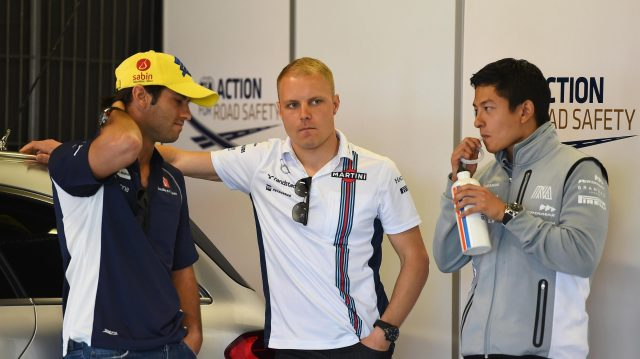 Valtteri Bottas at Formula One World Championship, Rd5, Spanish Grand Prix, Race, Barcelona, Spain, Sunday 15 May 2016. &copy&#x3b; Sutton Motorsport Images