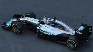 Sochi stats - Rosberg makes  history with seventh straight win