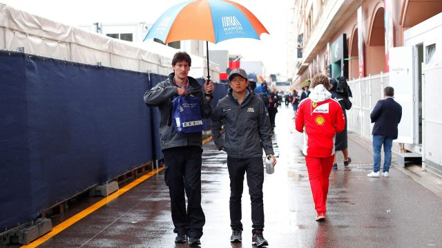 Rio Haryanto (IDN) Manor Racing at Formula One World Championship, Rd6, Monaco Grand Prix, Race, Monte-Carlo, Monaco, Sunday 29 May 2016. &copy&#x3b; Sutton Images