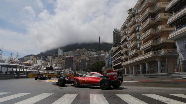 Sebastian Vettel (GER) Ferrari SF16-H at Formula One World Championship, Rd6, Monaco Grand Prix, Race, Monte-Carlo, Monaco, Sunday 29 May 2016. &copy&#x3b; Sutton Images