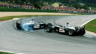Battles, crashes and controversy - 10 memorable Austria moments