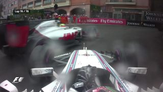 WATCH: Onboard in Monaco - the unseen angles