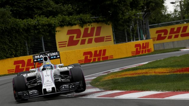 Felipe Massa had been the only driver to score points in every race, but his run ended in Canada &copy&#x3b; Sutton Images