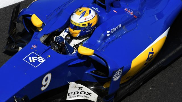 Marcus Ericsson (SWE) Sauber C35 at Formula One World Championship, Rd8, European Grand Prix, Qualifying, Baku City Circuit, Baku, Azerbaijan, Saturday 18 June 2016. &copy&#x3b; Sutton Images
