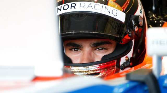 Pascal Wehrlein (GER) Manor Racing at Formula One World Championship, Rd8, European Grand Prix, Qualifying, Baku City Circuit, Baku, Azerbaijan, Saturday 18 June 2016. &copy&#x3b; Sutton Images