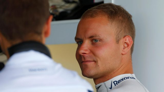 Valtteri Bottas (FIN) Williams at Formula One World Championship, Rd8, European Grand Prix, Qualifying, Baku City Circuit, Baku, Azerbaijan, Saturday 18 June 2016. &copy&#x3b; Sutton Images