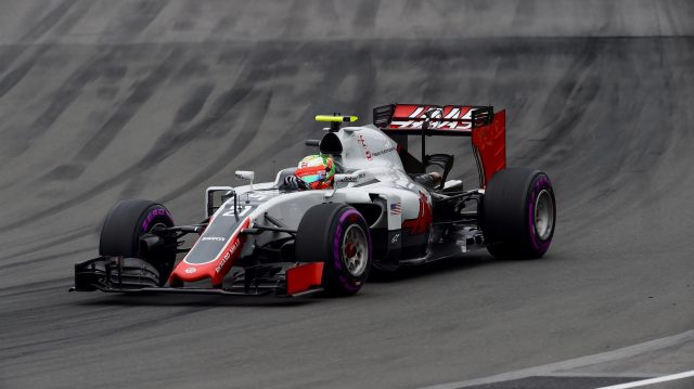 Esteban Gutierrez (MEX) Haas VF-16 at Formula One World Championship, Rd7, Canadian Grand Prix, Qualifying, Montreal, Canada, Saturday 11 June 2016. &copy&#x3b; Sutton Images