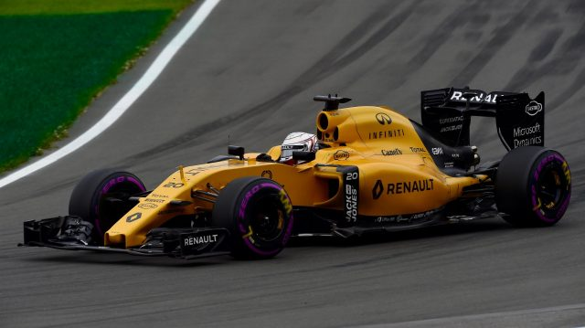 Kevin Magnussen (DEN) Renault Sport F1 Team RS16 at Formula One World Championship, Rd7, Canadian Grand Prix, Qualifying, Montreal, Canada, Saturday 11 June 2016. &copy&#x3b; Sutton Images