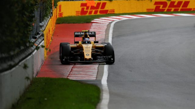 Jolyon Palmer (GBR) Renault Sport F1 Team RS16 at Formula One World Championship, Rd7, Canadian Grand Prix, Qualifying, Montreal, Canada, Saturday 11 June 2016. &copy&#x3b; Sutton Images