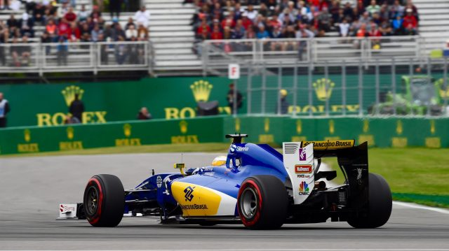 Marcus Ericsson (SWE) Sauber C35 at Formula One World Championship, Rd7, Canadian Grand Prix, Qualifying, Montreal, Canada, Saturday 11 June 2016. &copy&#x3b; Sutton Images