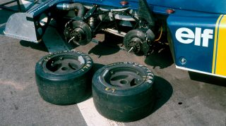 Six appeal - 6 fascinating facts about Tyrrell's six-wheeler