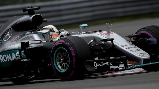 Lewis Hamilton (GBR) Mercedes-Benz F1 W07 Hybrid at Formula One World Championship, Rd7, Canadian Grand Prix, Race, Montreal, Canada, Sunday 12 June 2016. &copy&#x3b; Sutton Images