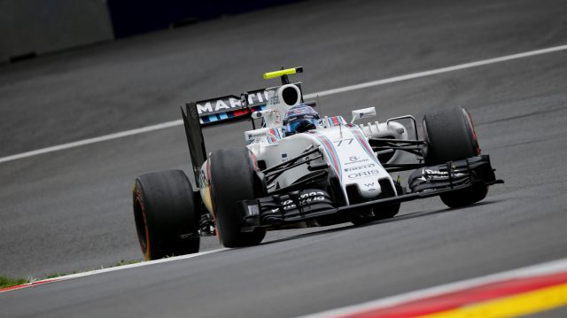 Valtteri Bottas (FIN) Williams FW38 at Formula One World Championship, Rd9, Austrian Grand Prix, Practice, Spielberg, Austria, Friday 1 July 2016. &copy&#x3b; Sutton Images