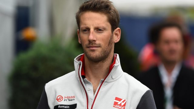 Romain Grosjean (FRA) Haas F1 at Formula One World Championship, Rd9, Austrian Grand Prix, Practice, Spielberg, Austria, Friday 1 July 2016. &copy&#x3b; Sutton Images