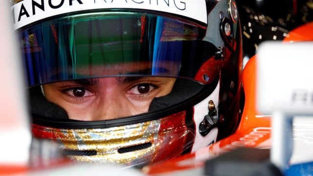 Pascal Wehrlein (GER) Manor Racing at Formula One World Championship, Rd10, British Grand Prix, Practice, Silverstone, England, Friday 8 July 2016. &copy&#x3b; Sutton Images