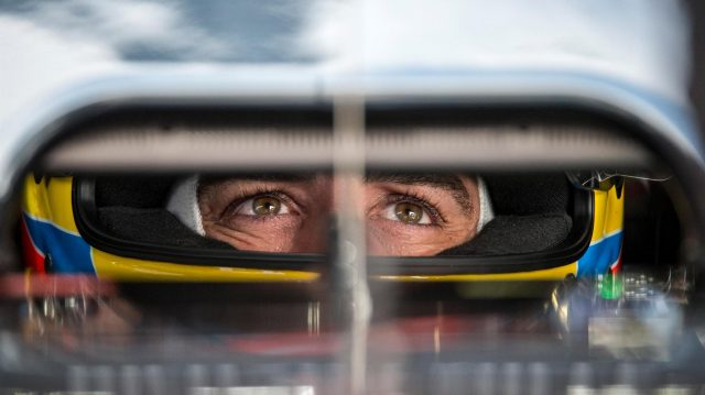 Fernando Alonso (ESP) McLaren at Formula One World Championship, Rd10, British Grand Prix, Practice, Silverstone, England, Friday 8 July 2016. &copy&#x3b; Sutton Images