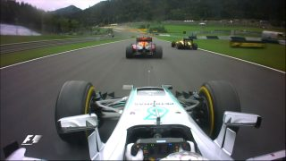 WATCH: The best onboard action from Austria