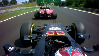 WATCH: The best onboard action from Hungary