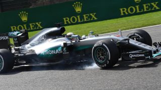 Spa stats - Hamilton takes historic podium from rear of the grid