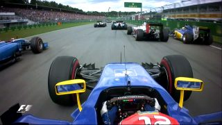 WATCH: The best onboard action from Germany