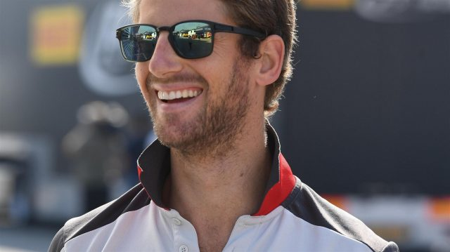 Romain Grosjean (FRA) Haas F1 at Formula One World Championship, Rd14, Italian Grand Prix, Preparations, Monza, Italy, Thursday 1 September 2016. &copy&#x3b; Sutton Images
