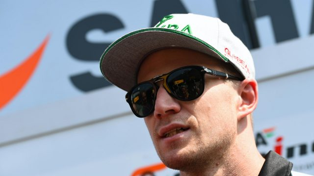 Nico Hulkenberg (GER) Force India at Formula One World Championship, Rd14, Italian Grand Prix, Preparations, Monza, Italy, Thursday 1 September 2016. &copy&#x3b; Sutton Images