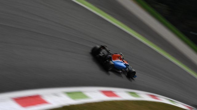 Esteban Ocon (FRA) Manor Racing MRT05 at Formula One World Championship, Rd14, Italian Grand Prix, Practice, Monza, Italy, Friday 2 September 2016. &copy&#x3b; Sutton Images