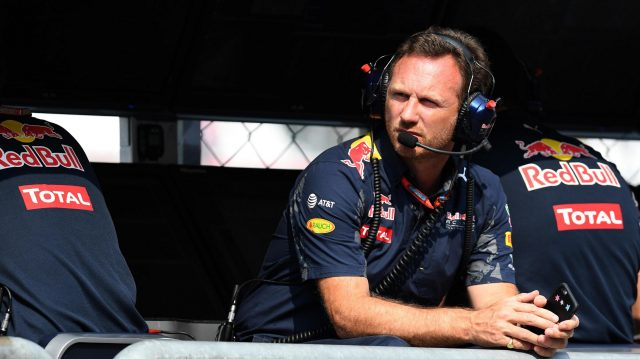 Christian Horner (GBR) Red Bull Racing Team Principal at Formula One World Championship, Rd14, Italian Grand Prix, Qualifying, Monza, Italy, Saturday 3 September 2016. &copy&#x3b; Sutton Images