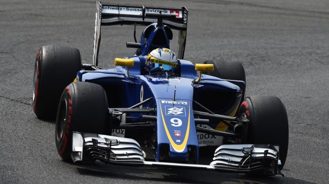 Marcus Ericsson (SWE) Sauber C35 at Formula One World Championship, Rd14, Italian Grand Prix, Qualifying, Monza, Italy, Saturday 3 September 2016. &copy&#x3b; Sutton Images