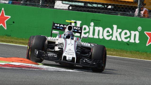 Valtteri Bottas (FIN) Williams FW38 at Formula One World Championship, Rd14, Italian Grand Prix, Qualifying, Monza, Italy, Saturday 3 September 2016. &copy&#x3b; Sutton Images