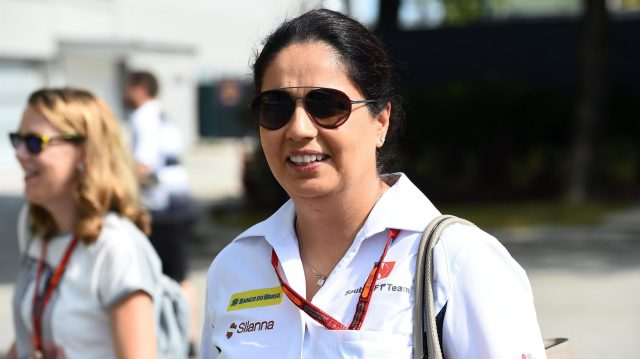 Monisha Kaltenborn (AUT) Sauber Team Prinicpal at Formula One World Championship, Rd15, Singapore Grand Prix, Preparations, Marina Bay Street Circuit, Singapore, Thursday 15 September 2016. &copy&#x3b; Sutton Images