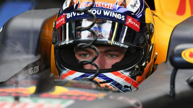 Max Verstappen (NED) Red Bull Racing RB12 at Formula One World Championship, Rd14, Italian Grand Prix, Qualifying, Monza, Italy, Saturday 3 September 2016. &copy&#x3b; Sutton Images