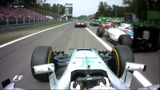 WATCH: The best onboard action from Italy