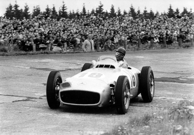 Although he missed the entirety of the 1952 season, Juan Manuel Fangio would return to F1 in 1953 and enjoy great success thereafter &copy&#x3b; Daimler AG