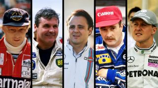Massa and four other race winners who came out of retirement