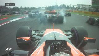 VIDEO: The best onboard action from Mexico