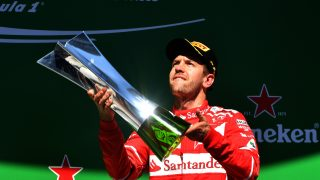 Brazil stats - Vettel win Ferrari's first in Brazil for 10 years