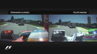 VIDEO: The best onboard action from Brazil