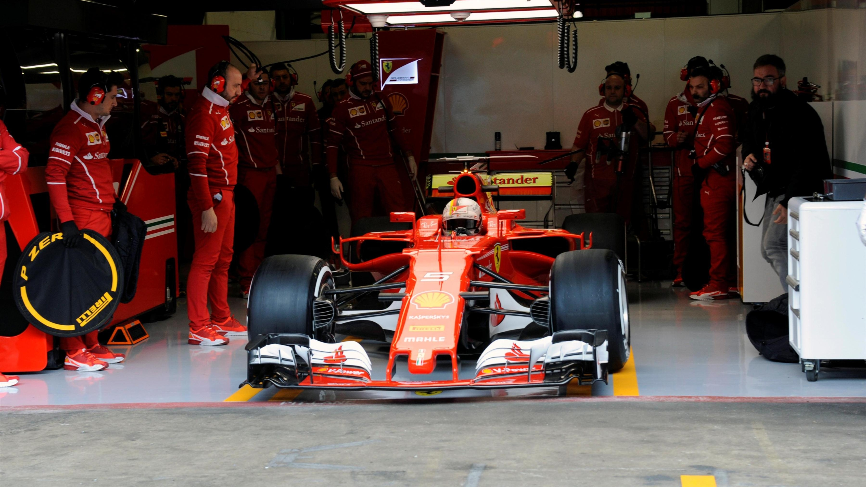 As it happened: Day 1 of 2017 testing from Spain