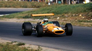 GALLERY: Back to their roots? How orange fits into McLaren's history