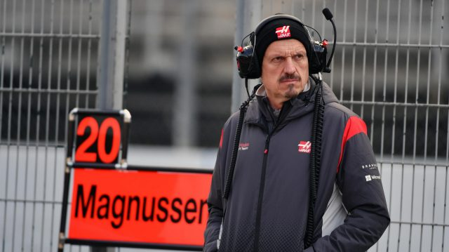 Guenther Steiner (ITA) Haas F1 Team Prinicipal at Formula One Testing, Day One, Barcelona, Spain, 27 February 2017. &copy&#x3b; Sutton Images