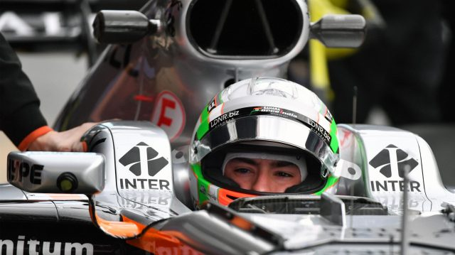 Alfonso Celis jr (MEX) Force India VJM10 at Formula One Testing, Day Three, Barcelona, Spain, 1 March 2017. &copy&#x3b; Sutton Images