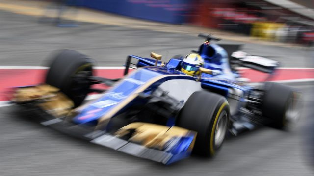 Marcus Ericsson (SWE) Sauber C36 at Formula One Testing, Day Three, Barcelona, Spain, 1 March 2017. &copy&#x3b; Sutton Images